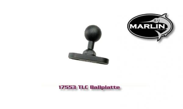 17553 TLC Ballplatte