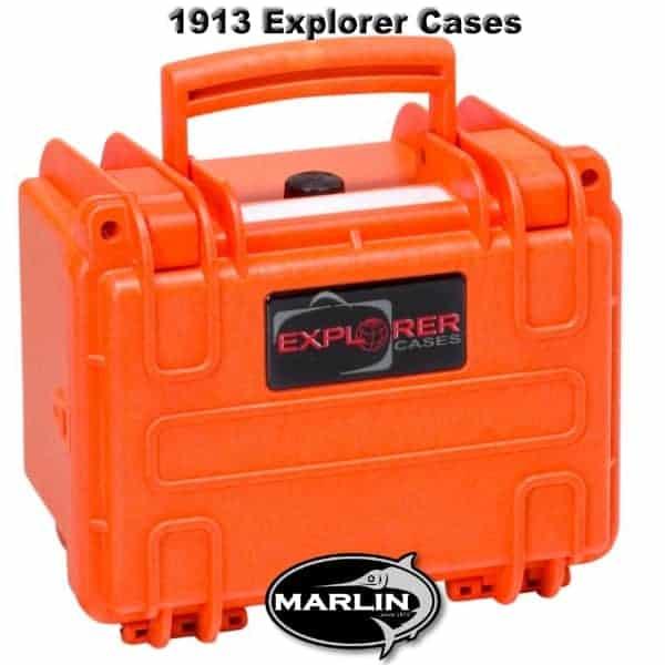 1913 Explorer Cases orange