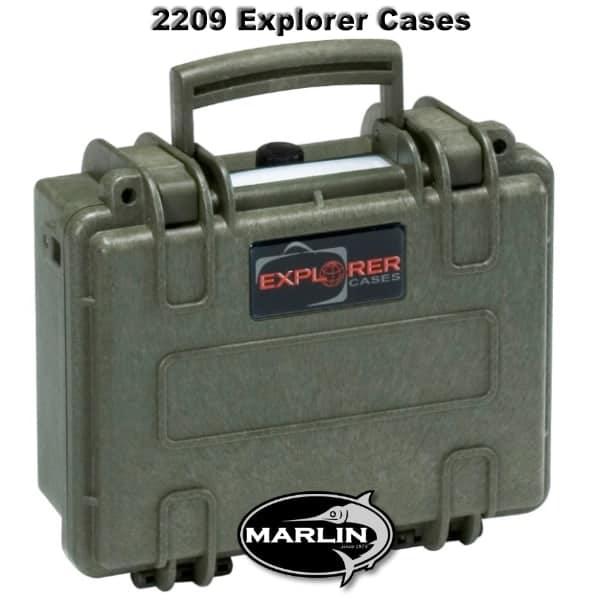 2209 Explorer Cases grün