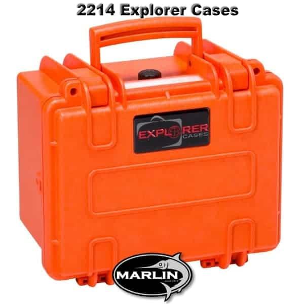 2214 Explorer Cases orange