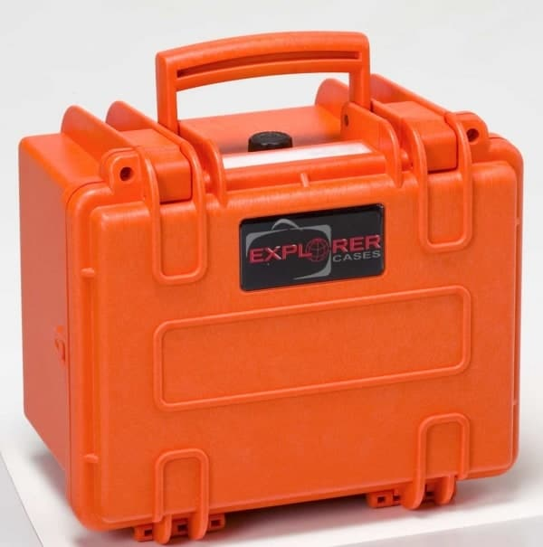 Explorer Cases Case / Koffer 2214 O orange