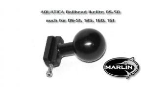 AQUATICA Ballhead Ikelite DS-50 | Zubehör Blitzgeräte