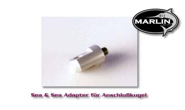 Sea & Sea Adapter für Anschlußkugel