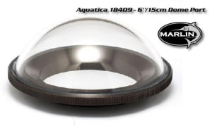 Aquatica 18409 - 6''/15cm Dome Port