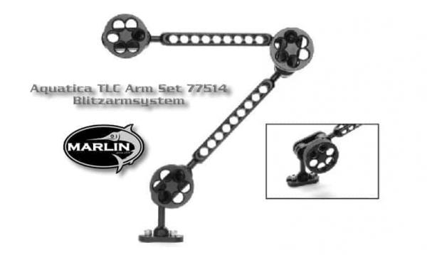 Aquatica TLC Arm Set 77514 Flash Arm System