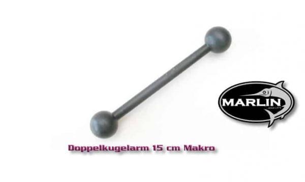 Doppelkugelarm 15 cm Makro