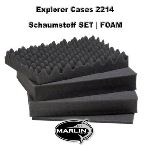 Explorer Cases 2214 Set FOAM