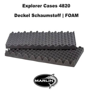 Explorer Cases 4820 Lid FOAM
