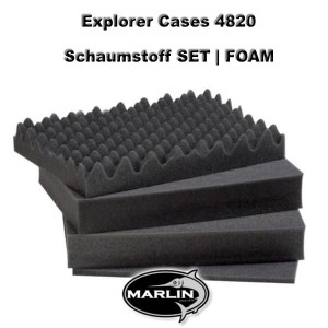 Explorer Cases 4820 Set FOAM