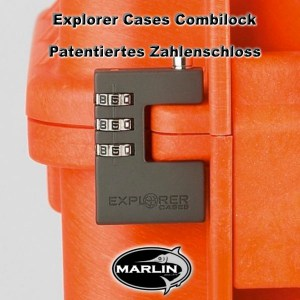 Explorer Cases Combilock
