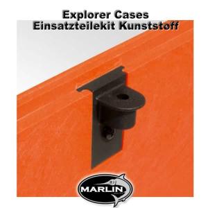 Explorer Cases Einsatzteilekit Kunststoff
