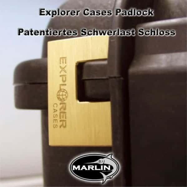 Explorer Cases Padlock