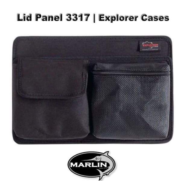 Explorer Lid Panel 3317