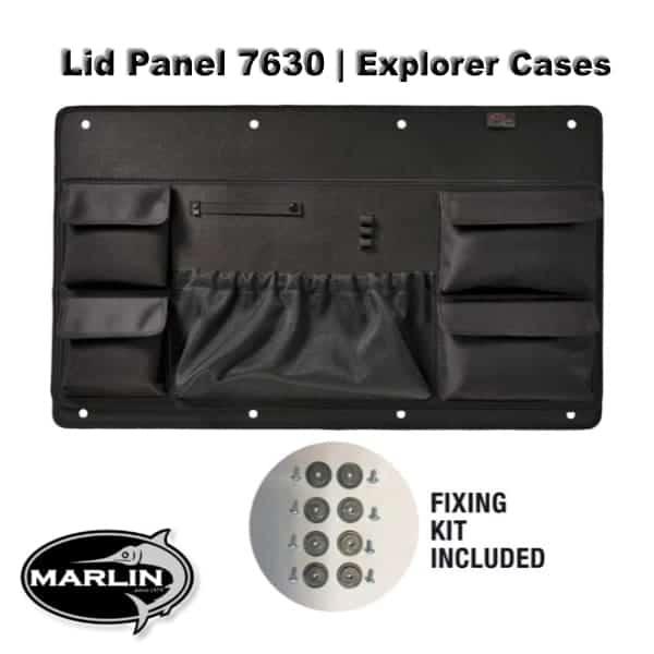 Explorer Lid Panel 7630