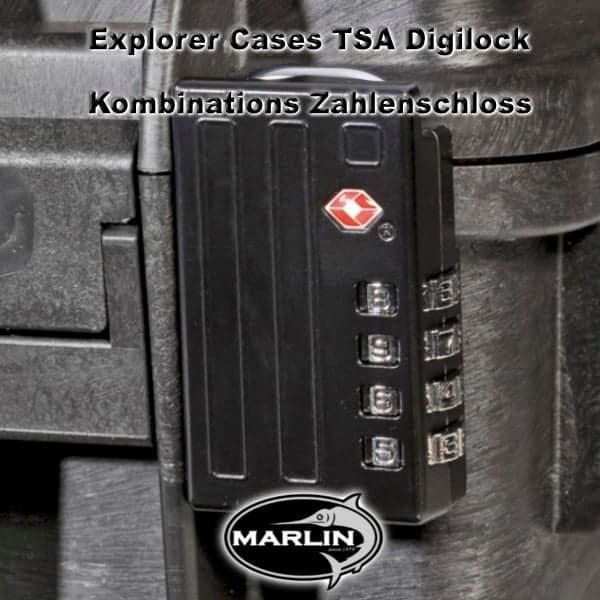 Explorer TSA Digilock