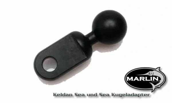 Keldan Sea und Sea Kugeladapter