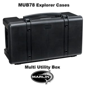 MUB78 Explorer Cases, Multi Utility Box