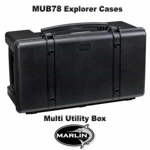 MUB78 Explorer Cases, Multi Utility Box