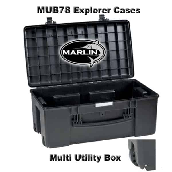 MUB78 Explorer Cases Multi Utility Box