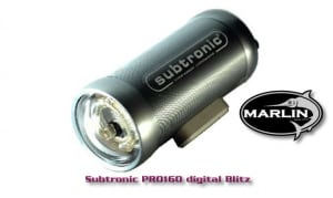 Subtronic PRO160 digital flash