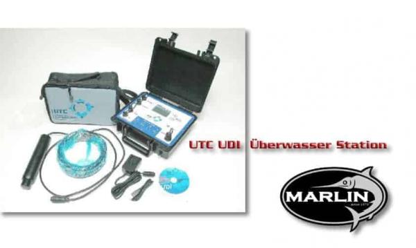 UTC UDI Überwasser Station | Tauchcomputer