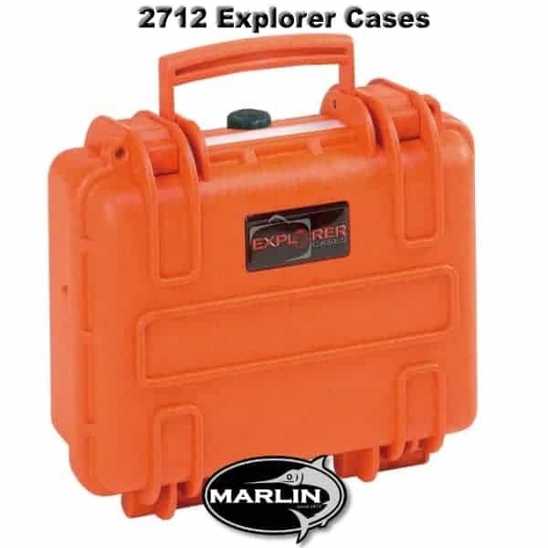 2712 Explorer Cases orange