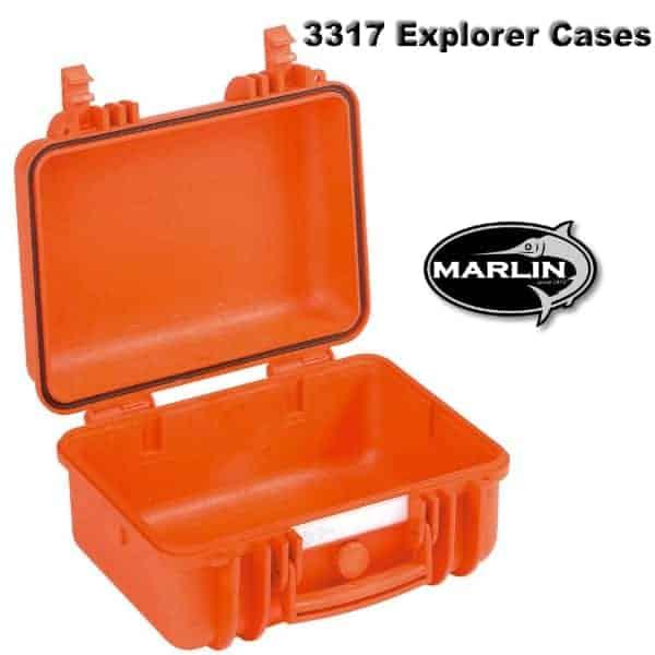 3317 Explorer Cases orange leer