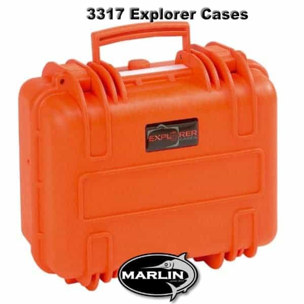 3317 Explorer Cases orange