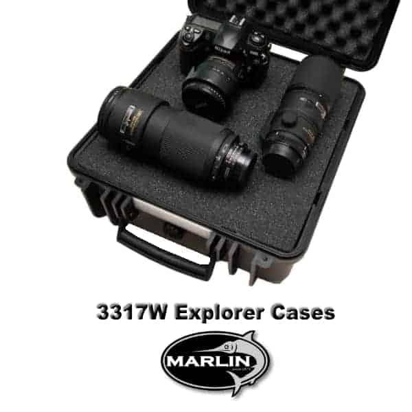 3317W Explorer Cases Objektiv Koffer