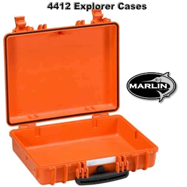 4412 Explorer Cases orange empty