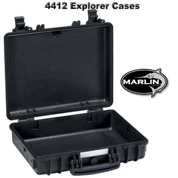 4412 Explorer Cases schwarz leer