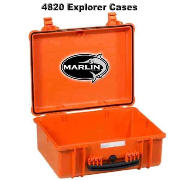 4820 Explorer Cases orange leer