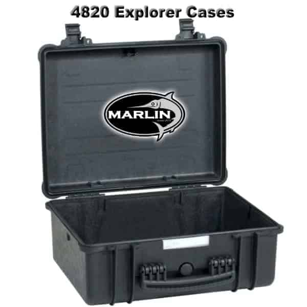 4820 Explorer Cases schwarz leer
