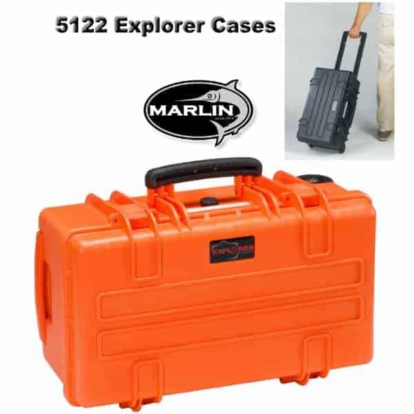 5122 Explorer Cases orange