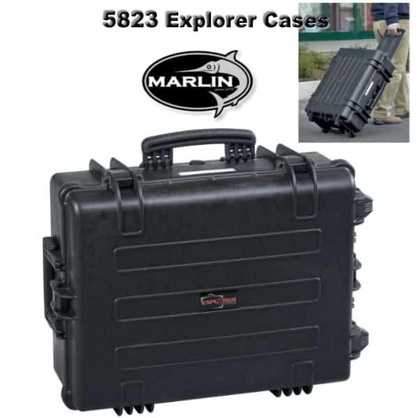 5823 Explorer Cases