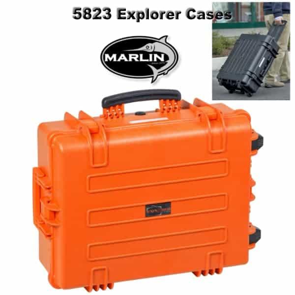 5823 Explorer Cases orange