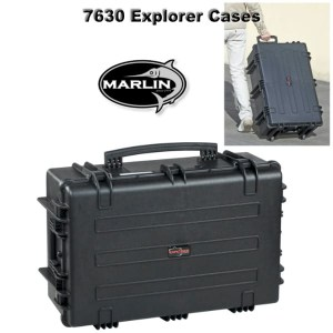 7630 Explorer Cases