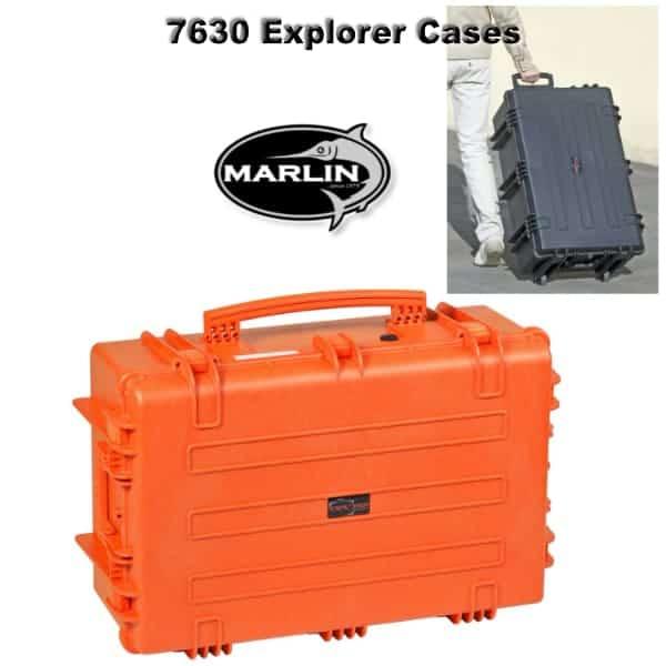 7630 Explorer Cases orange