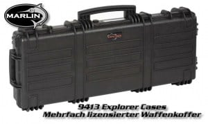 9413 Explorer Cases Waffenkoffer