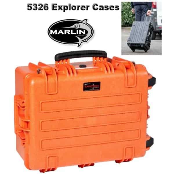 5326 Explorer Cases orange