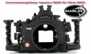 Aquatica D800 Nikon D800