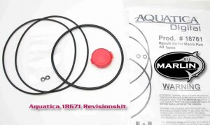 Aquatica 18671 Revisionskit