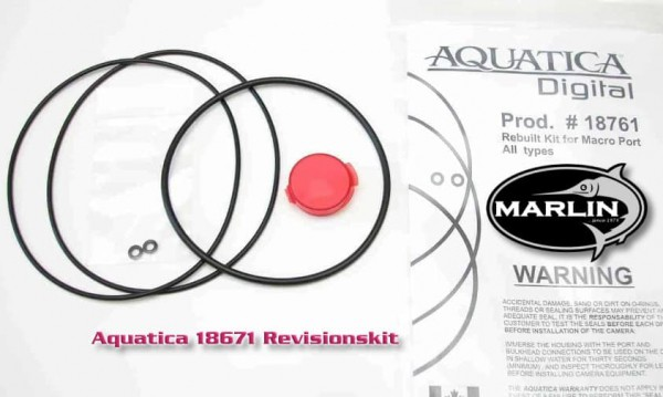 Aquatica 18671 Revision Kit