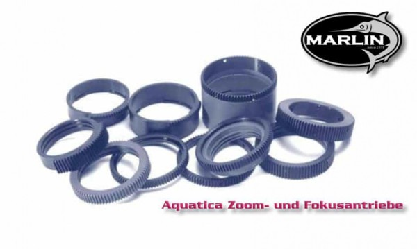 Aquatica Zoom und Fokusantriebe