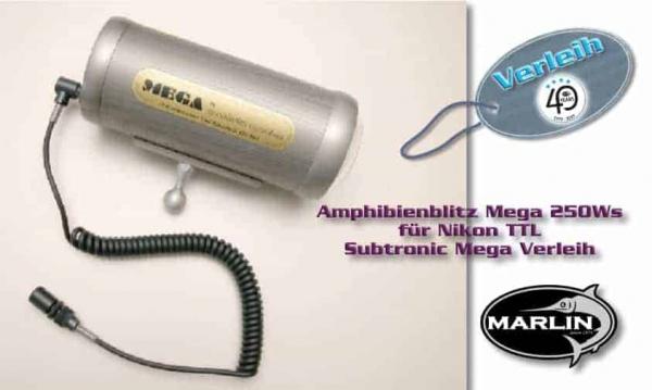 Amphibienblitz Subtronic Mega Verleih