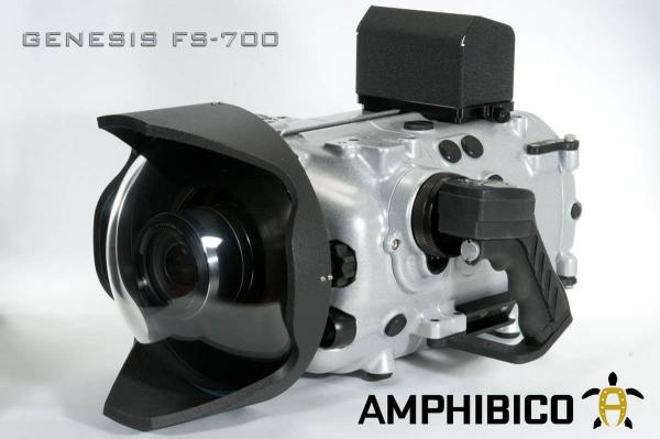Amphibico Genesis für Sony Nex-FS700-9