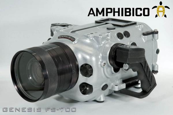 Amphibico Genesis für Sony Nex-FS700-14