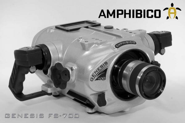Amphibico Genesis für Sony Nex-FS700-2