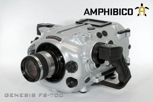 Amphibico Genesis für Sony Nex-FS700-4