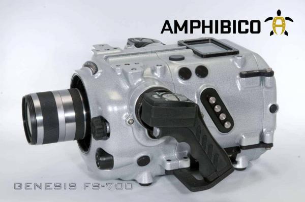 Amphibico Genesis für Sony Nex-FS700-7